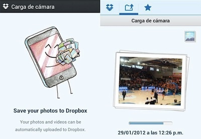dropbox movil